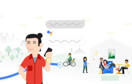 גוגל מכניסה את העוזרת האישית שלה גם להודעות טקסט