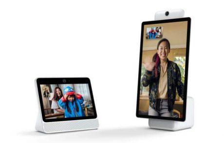 פייסבוק משיקה  מכשיר חכם וגוגל מציגה את Google home hub