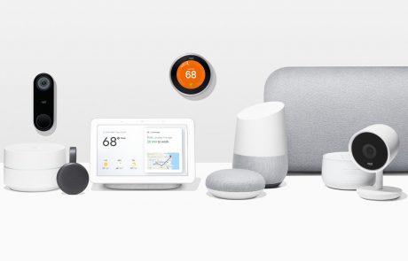 גוגל רוצה להיות הבית החכם של כולנו
